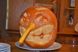 Kent Manor Inn Proboscus Pumpkin
