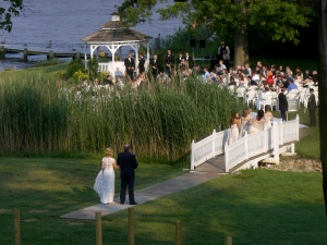 Weddings on Kent Island at Historic Kent Manor Inn
