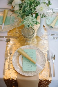 Table Runner Setting
