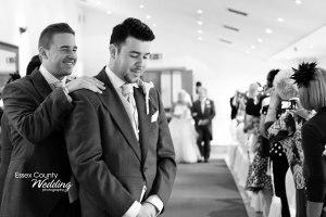 first look- Essex County Wedding Photography